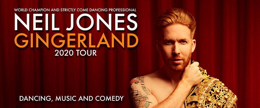CB: Neil Jones