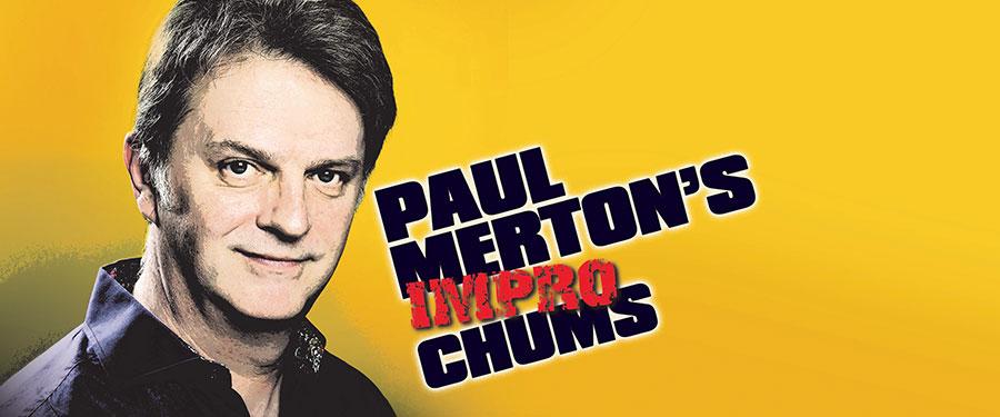 CB: Paul Merton 2018