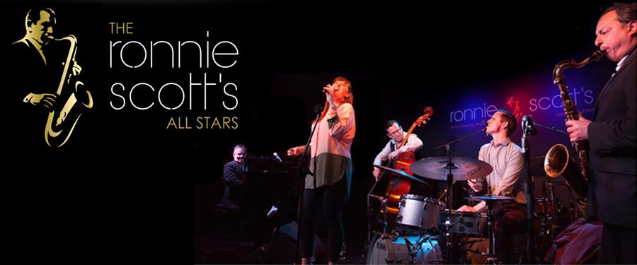 CB: The Ronnie Scott's All Stars
