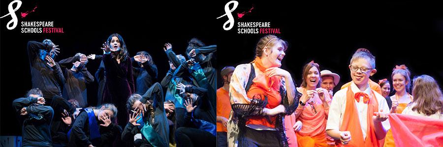 CB: Shakespeare Schools Festival