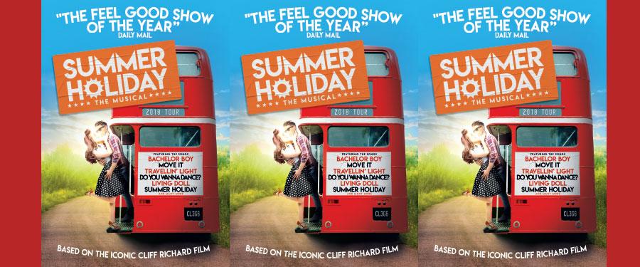 CB: Summer Holidays