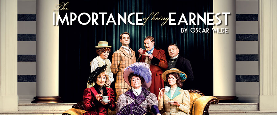 CB: The Importance of Being Earnest