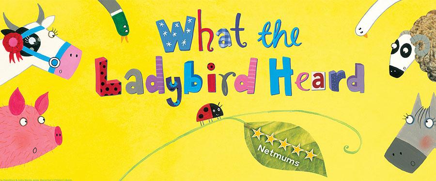 CB: What The Ladybird Heard