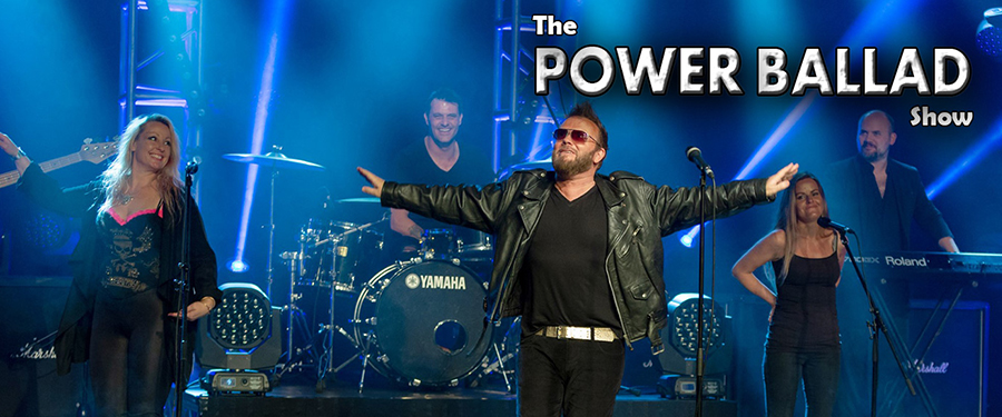The Power Ballad Show