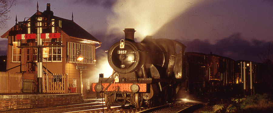 The Golden Age Of Steam