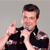 The Bay City Rollers with Les McKeown