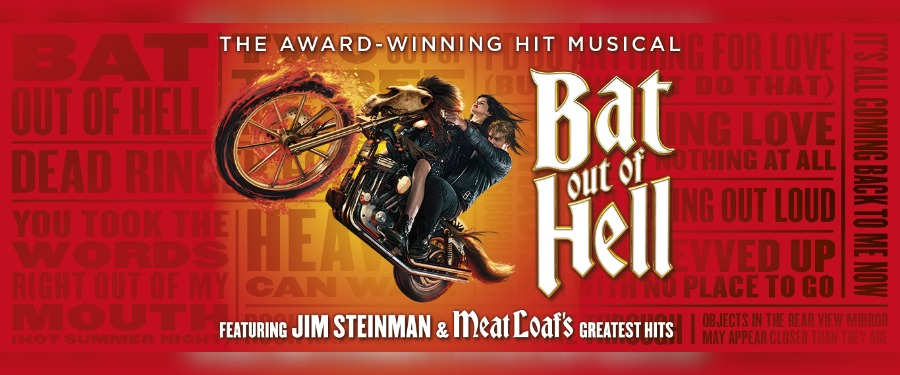 NT: Bat Out Of Hell - The Musical