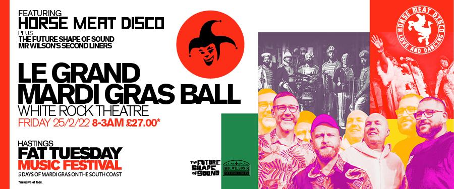 Le Grand Mardi Gras Ball 2022