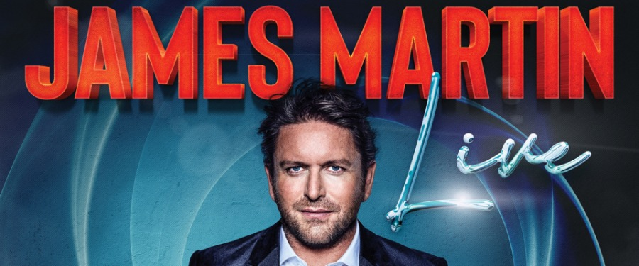 James Martin Live