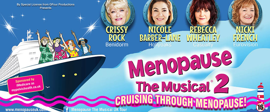 Play video for ST: Menopause the Musical 2