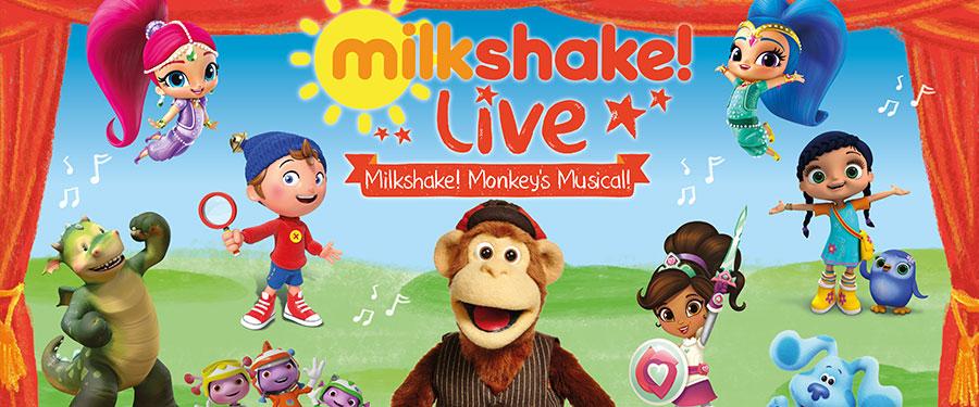 Milkshake Live!