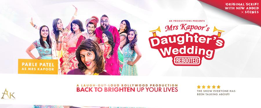 Mrs Kapoors Daughters Wedding Rebooted