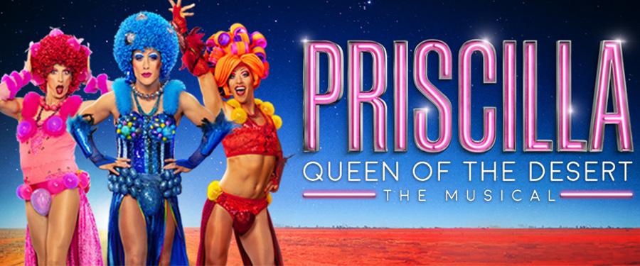 ST: Priscilla Queen of the Desert