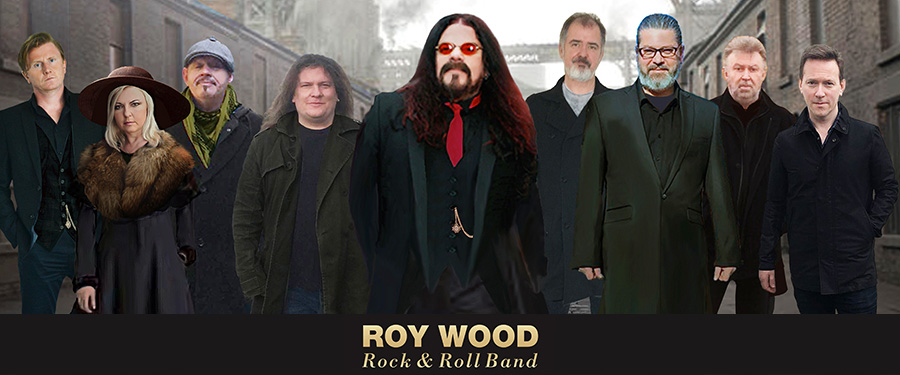 Roy Wood Rock and Roll Band