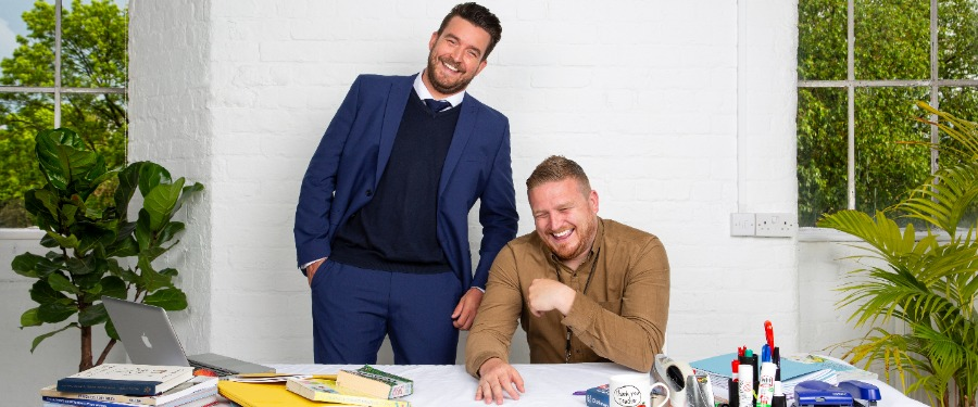 ST: Two Mr P's in a Podcast - LIVE