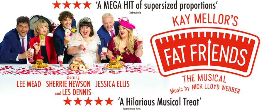 ST: Fat Friends The Musical 2022
