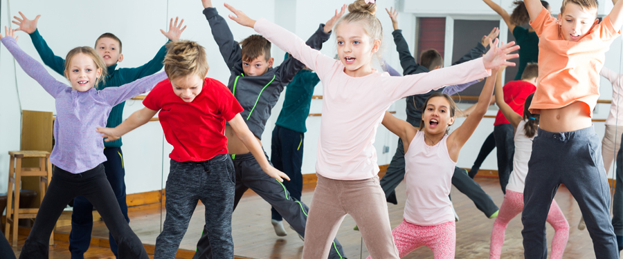 October Half Term: Dance in a Day - Ghostbusters
