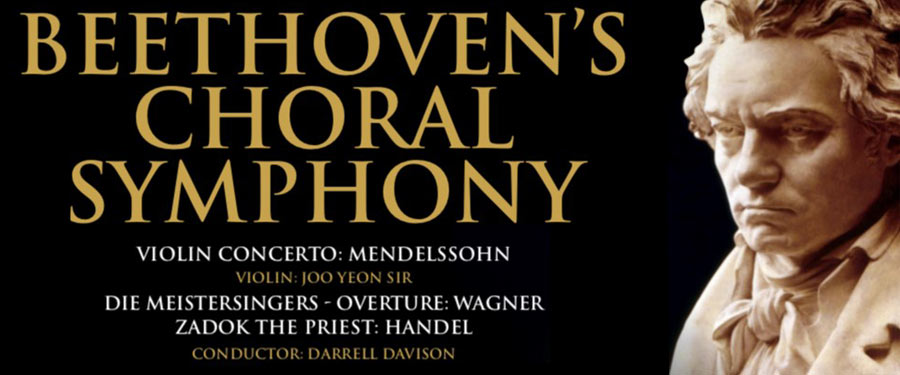 Guildford Symphony Or: Beethoven's Choral Symphony