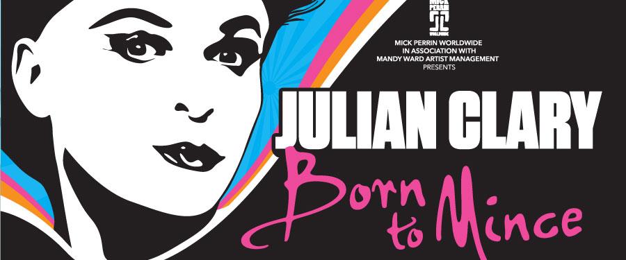 Julian Clary 2019