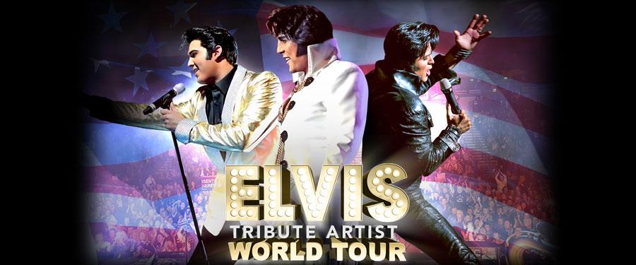 GL: Elvis Tribute Artist World Tour 2020