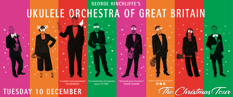 George Hinchliffe's Ukulele Orchestra of Great Bri