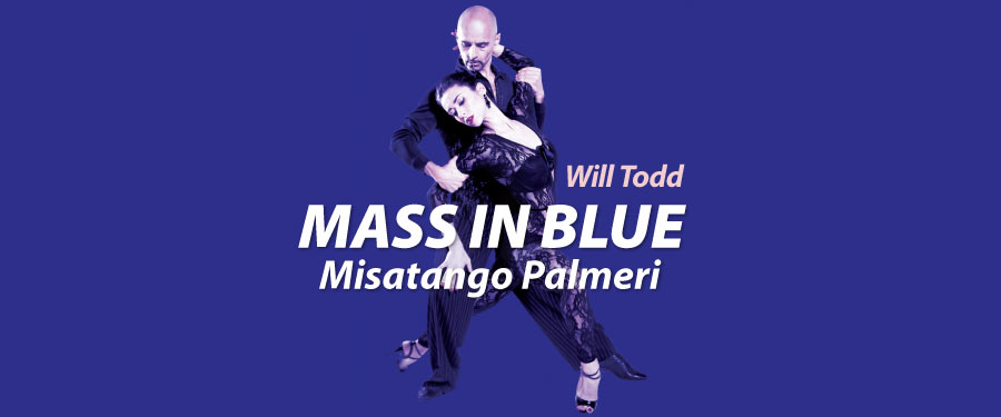 Vivace: Mass in Blue