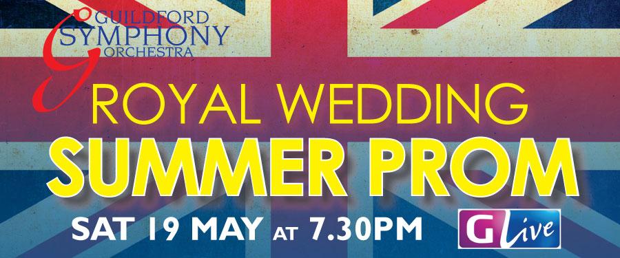 GSO Royal Wedding Summer Prom