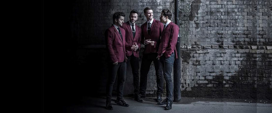 The Jersey Boys Dining Experience