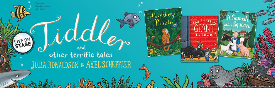 GL: Tiddler and Other Terrific Tales 2020
