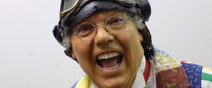 OT: Roy Chubby Brown