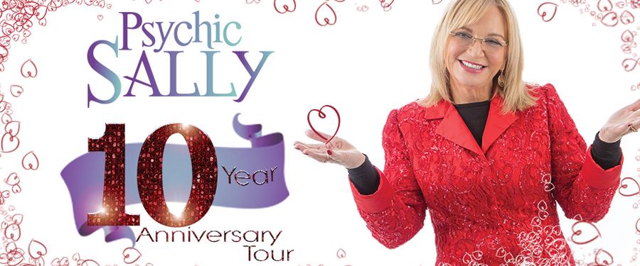 OT: Psychic Sally 2018