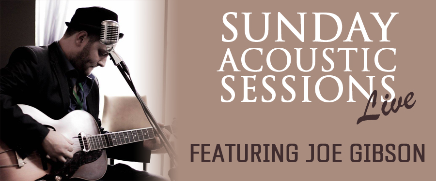 Sunday Acoustic Sessions Live!