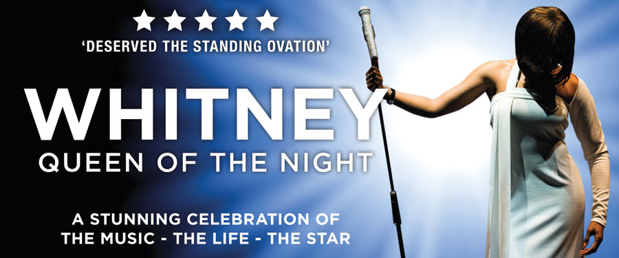 OT: Whitney Queen of the Night