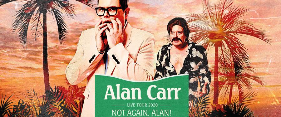 ST: Alan Carr - Not Again, Alan!