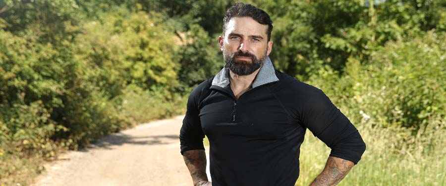 ST: An Evening with Ant Middleton