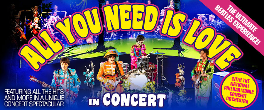 ST: All You Need Is Love In Concert