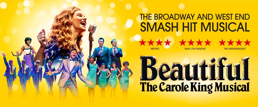 ST: Beautiful - The Carole King Musical (2020)