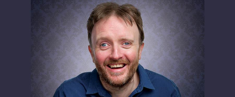 ST: Chris McCausland