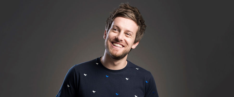 ST: Chris Ramsey