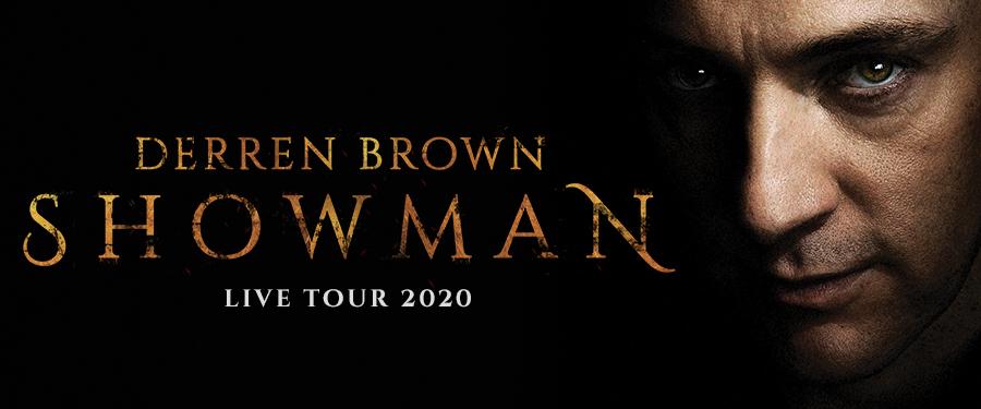 ST: Derren Brown - Showman