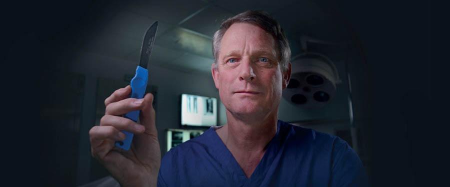 ST: Dr Richard Shepherd