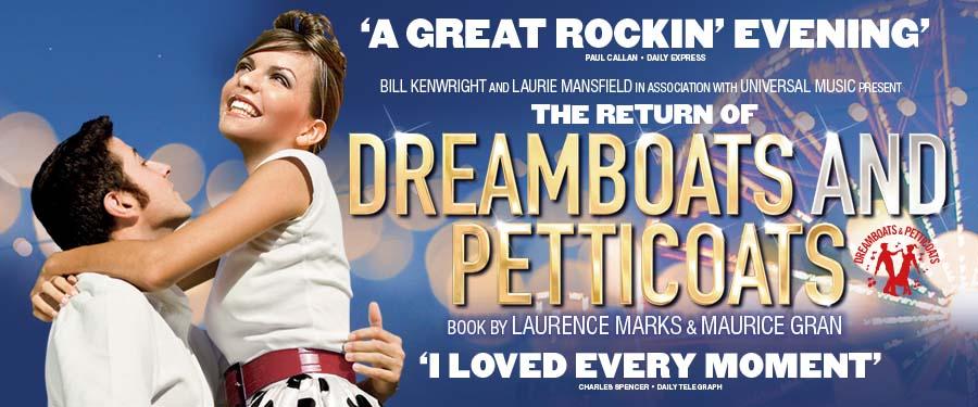 ST: Dreamboats and Petticoats