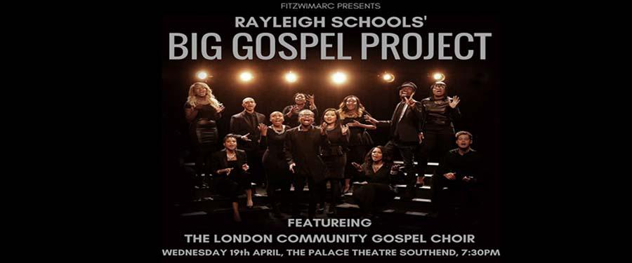ST: Rayleigh Schools Big Gospel Project