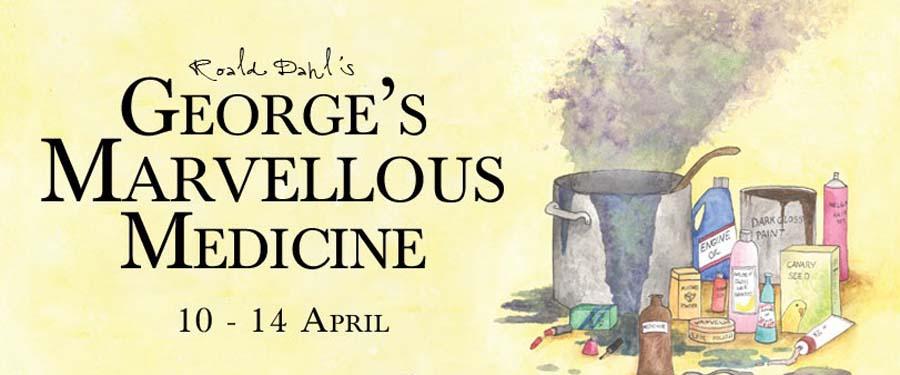 ST: George's Marvellous Medicine