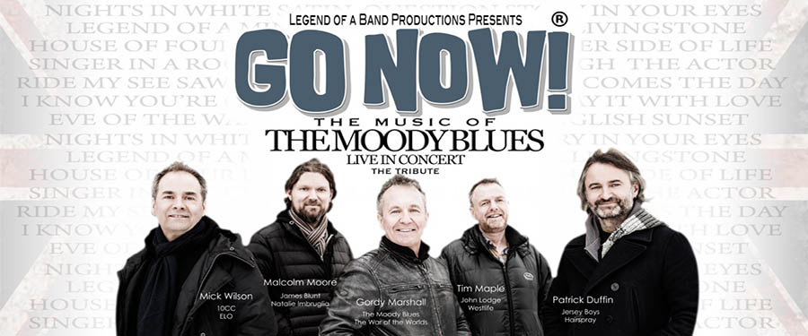 ST: Go Now - The Music of The Moody Blues