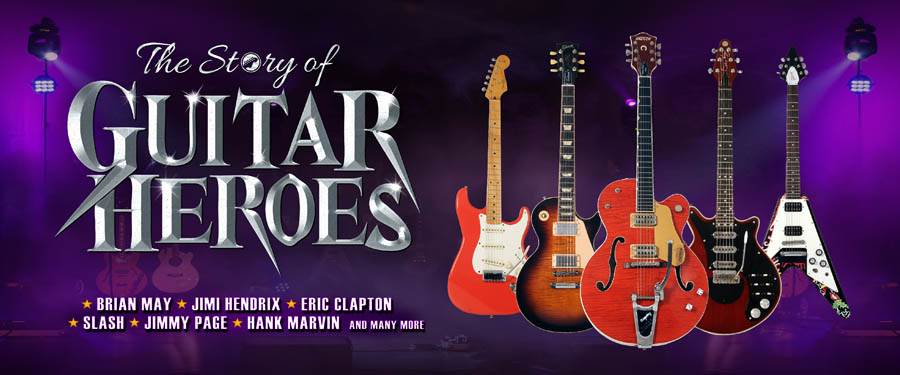 ST: The Story of Guitar Heroes