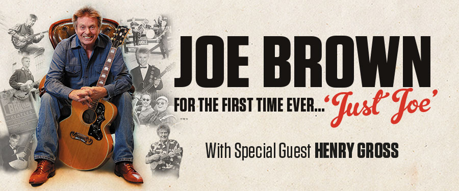 ST: Joe Brown