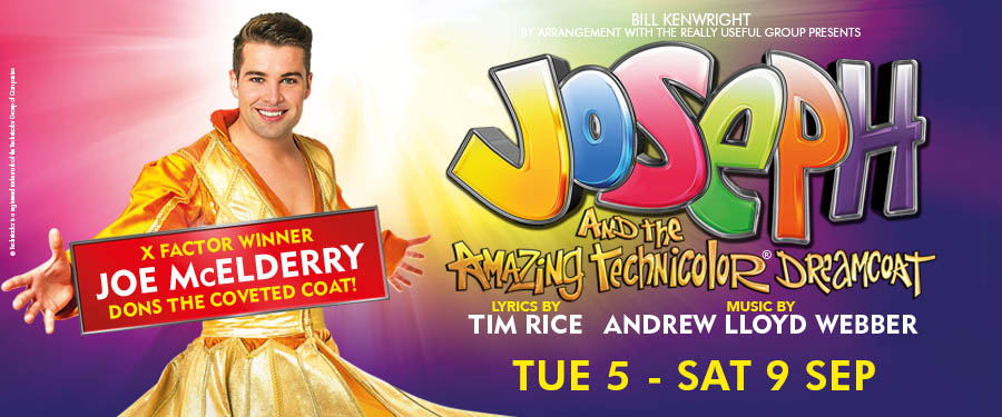 ST: Joseph and the Amazing Technicolor Dreamcoat