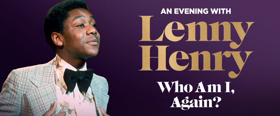ST: An Evening with Lenny Henry