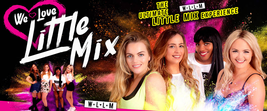 ST: The Little Mix Experience